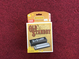 Hohner Old Standby Harmonica Not Returnable