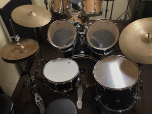 Sonor Force 1007 Drum Kit USED