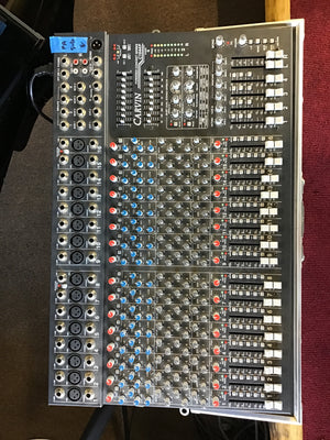 Carvin C1644P Red Concert Series Mixer USED