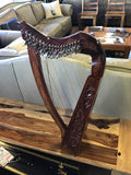 19 String Harp W/ Sharp Levers USED
