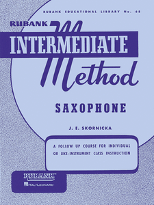 Intermediate Method Saxophone