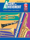 Accent on Achievement Mallet Percussion Book 1