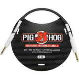Pig Hog 1ft Instrument Patch Cable