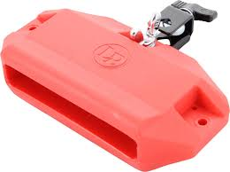 Latin Percussion Jam Block Red