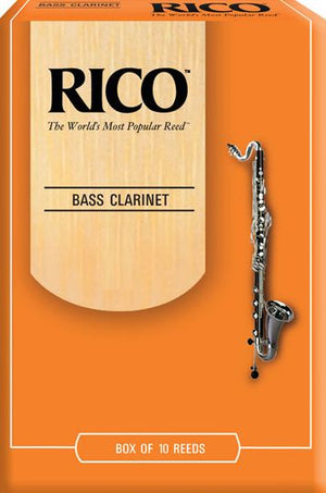 Rico Reed Bass Clarinet 2.5