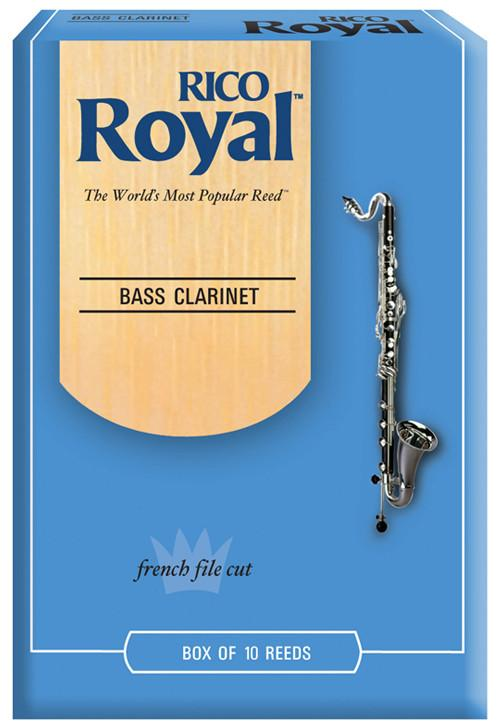Rico Royal Reed Bass Clarinet 2