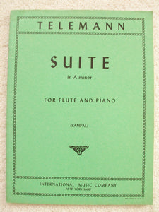 Suite in A Minor - Telemann - Flute & Piano