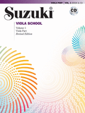 Suzuki Viola School Vol. 1 Revised Ed.
