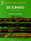 Telemann - Six Sonatas for Two Flutes