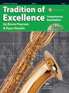 Tradition of Excellence Baritone Saxophone Book 3