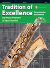 Tradition of Excellence Alto Saxophone Book 3