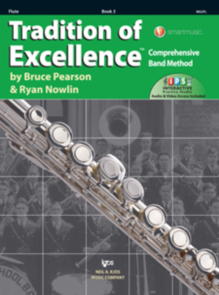 Tradition of Excellence Flute Book 3