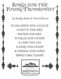 Songs for the Young Trombonist