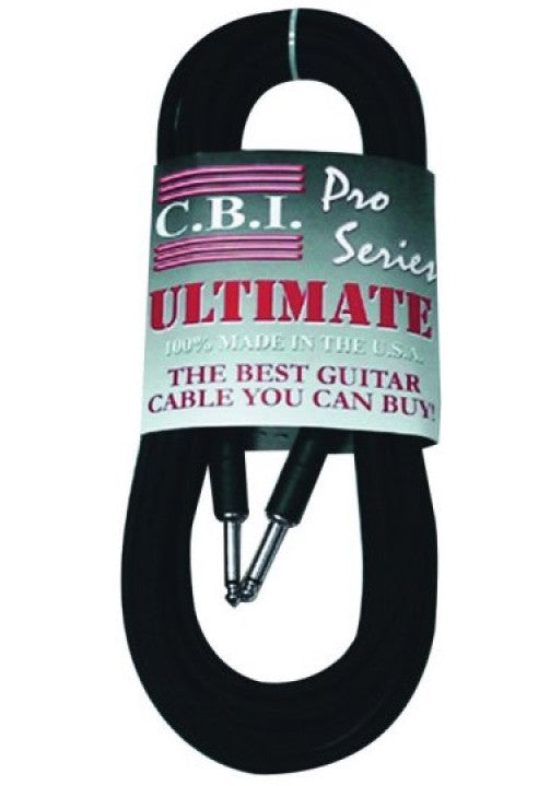 CBI 6ft 1R Ultimate Instrument Cable Right Angle