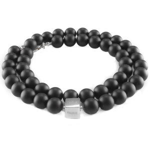 Double Pure Darkness Bracelet