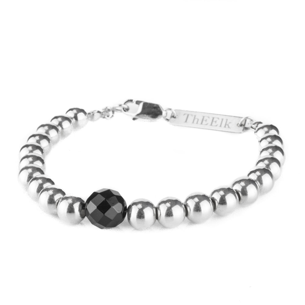 White Midnight Bracelet