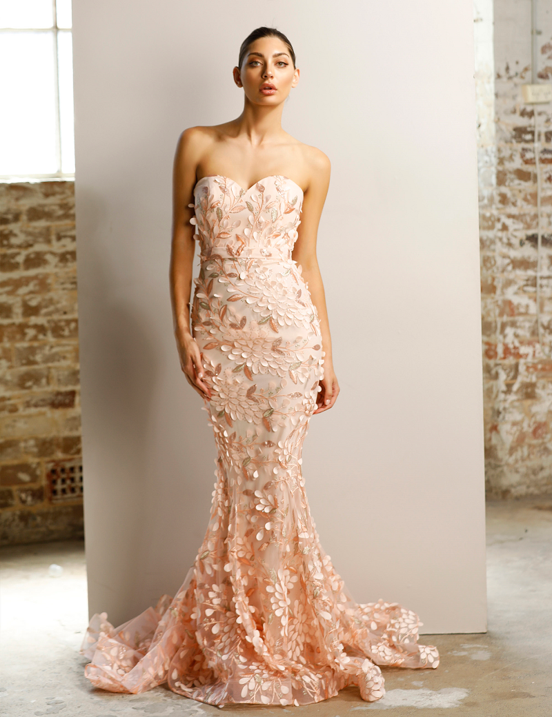 Eden Gown by Jadore