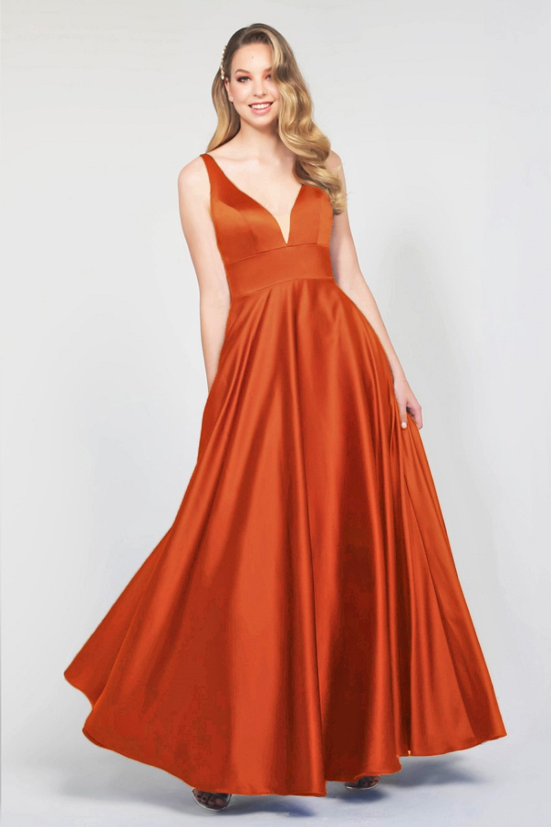 Elena Gown by Tina Holy