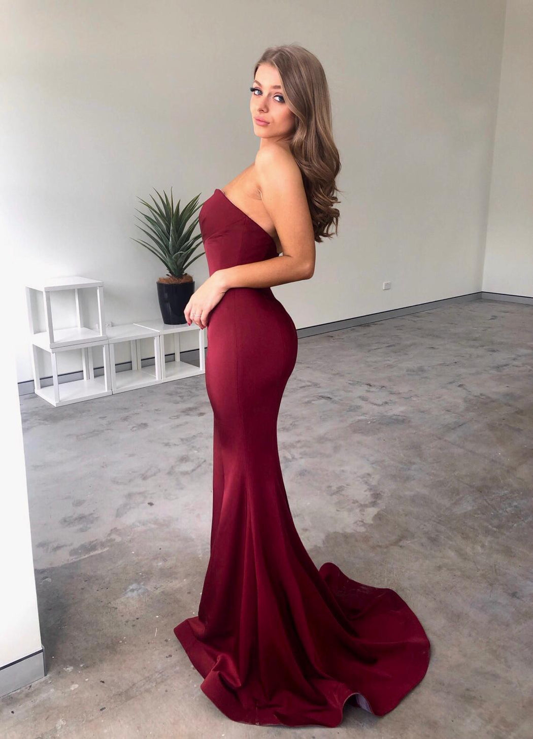 Gabrielle Gown by Tina Holy