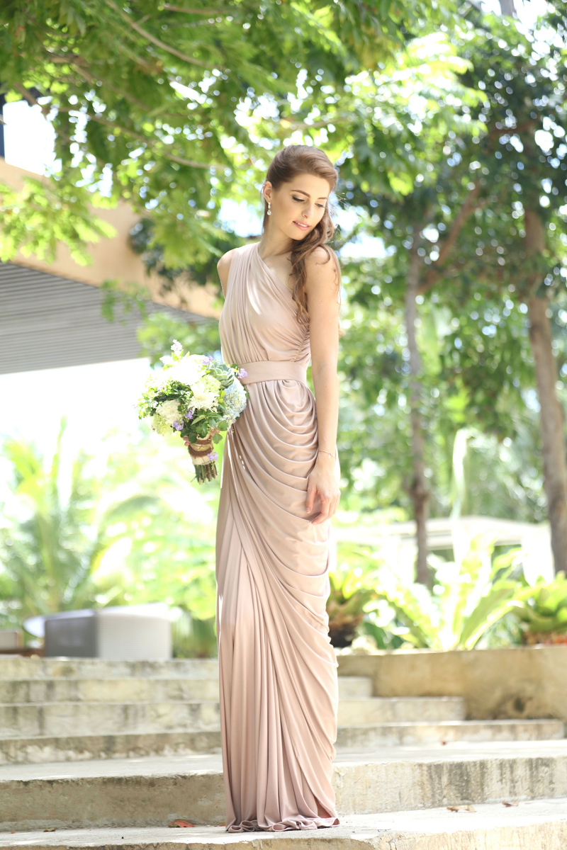 Ingrid Dress by Pia Gladys Perey