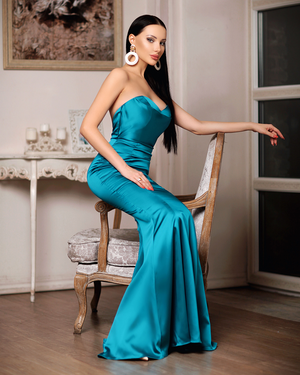 Sade Gown by Jadore