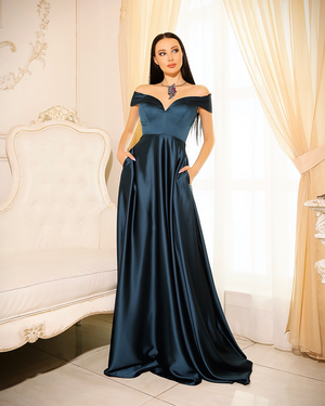 Samara Gown by Jadore