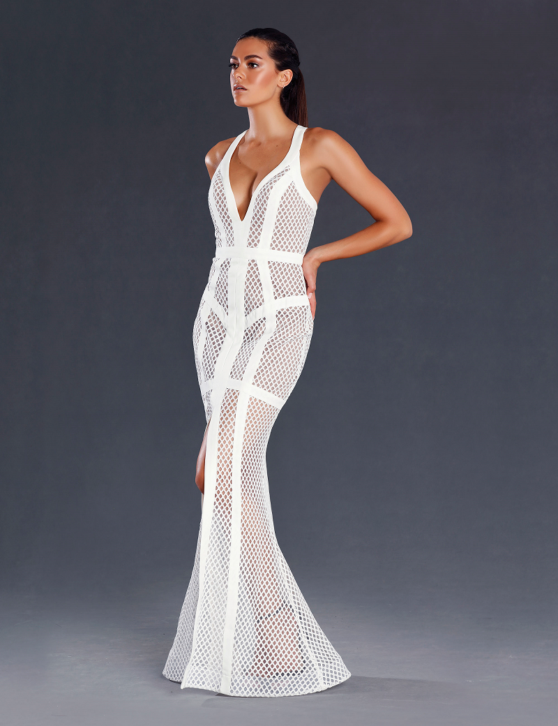 Aleysha Gown by Jadore