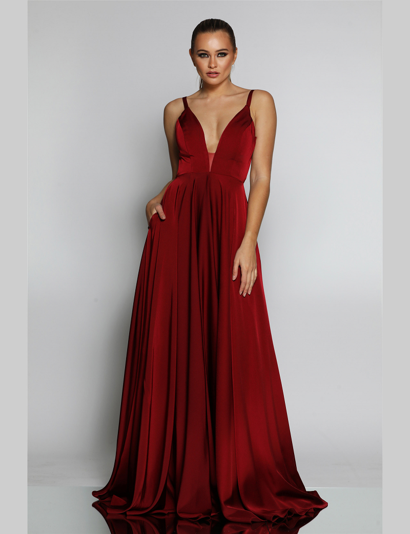 Penelope Gown by Jadore