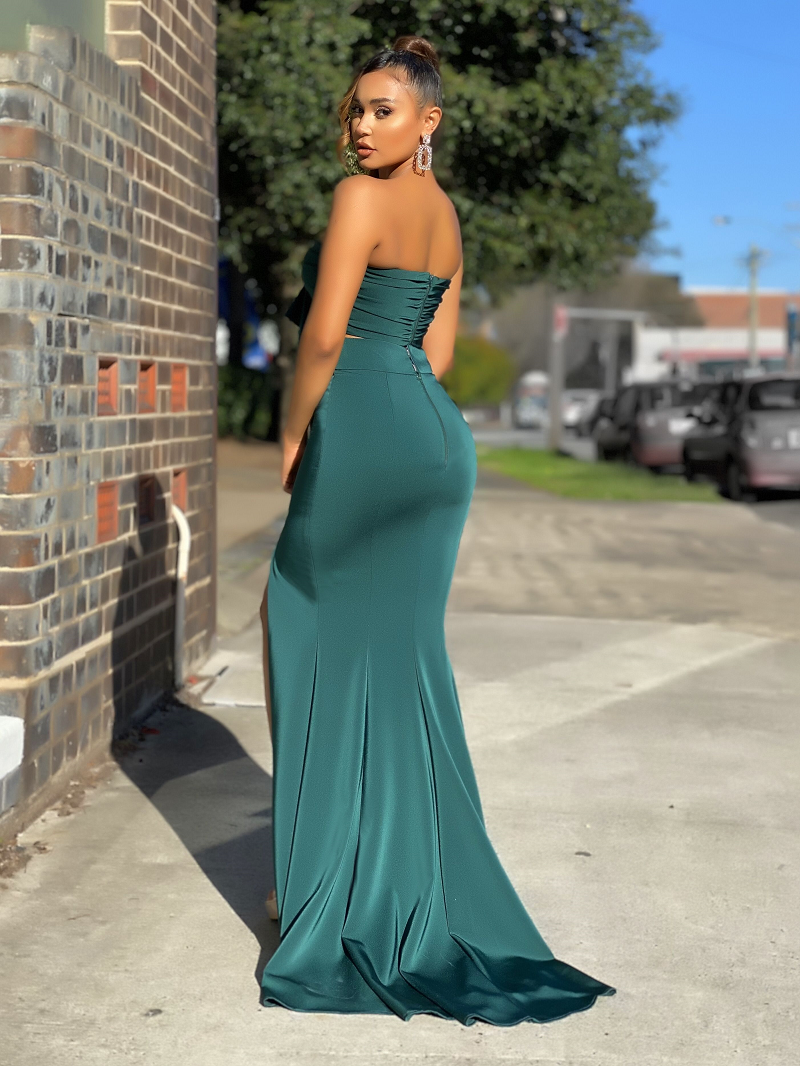 Hailey Two Piece Gown by Jadore