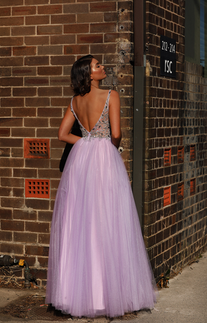 Nicoletta Gown by Jadore