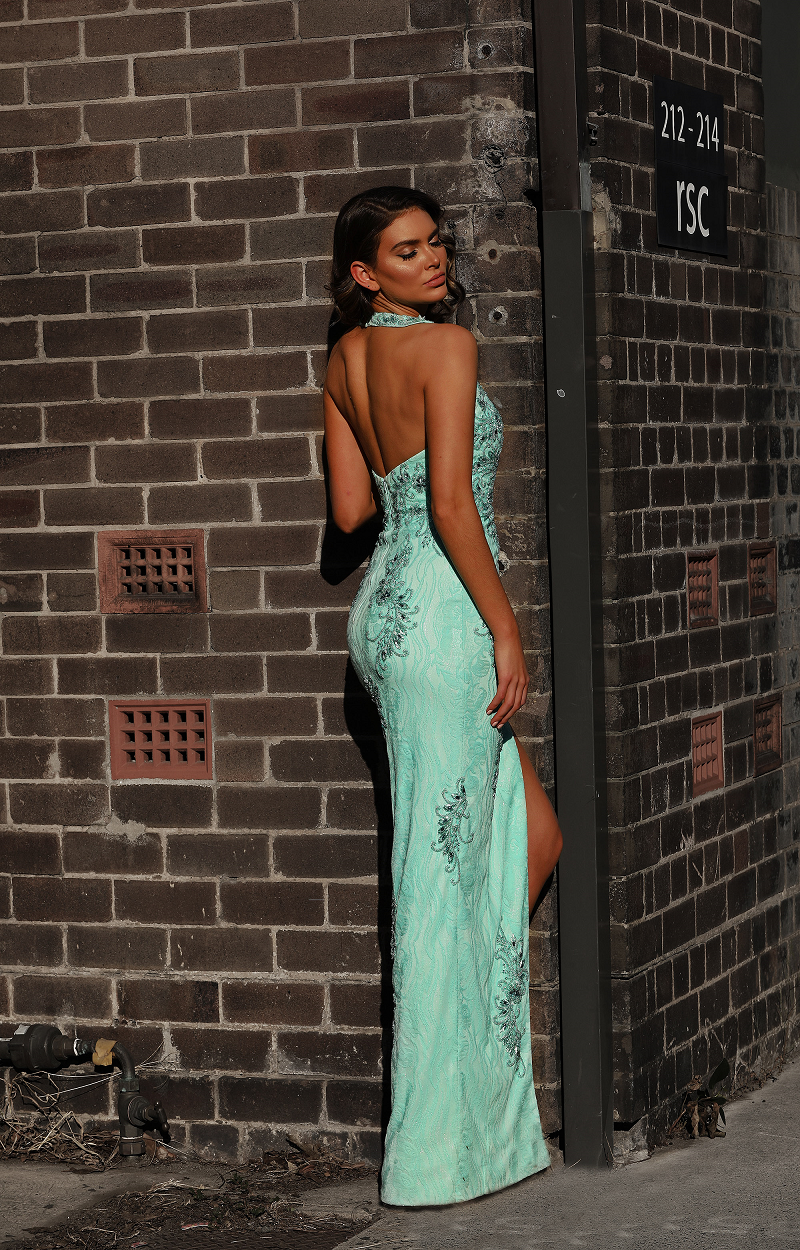 Georgia Gown by Jadore