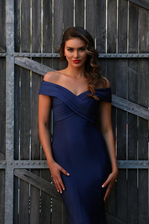 Emma Gown by Jadore