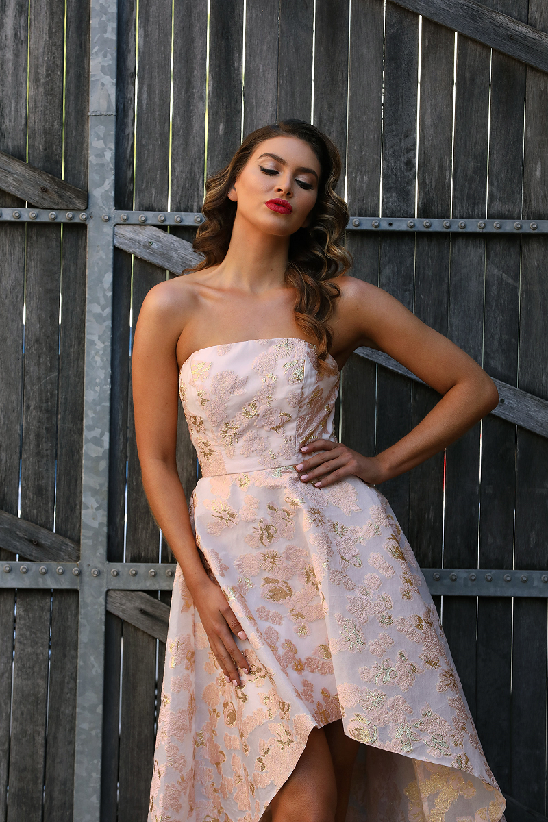 Rowena Gown by Jadore