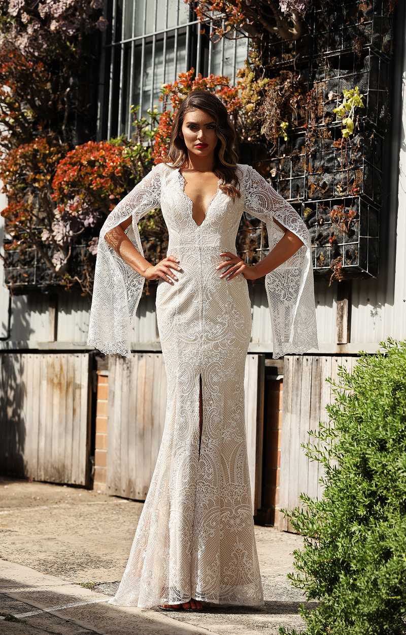 Malina Gown by Jadore