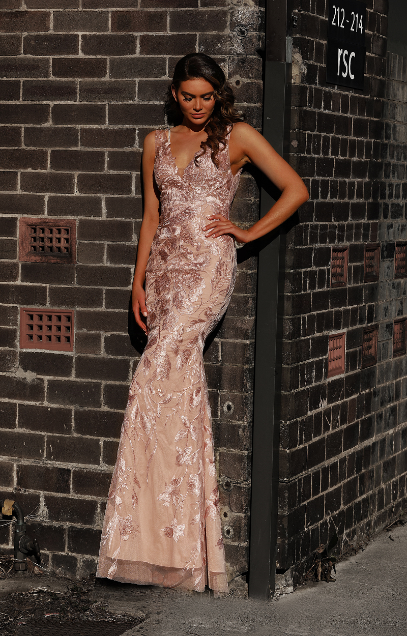 Gaia Gown by Jadore