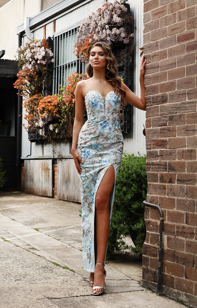 Rosalie Gown by Jadore