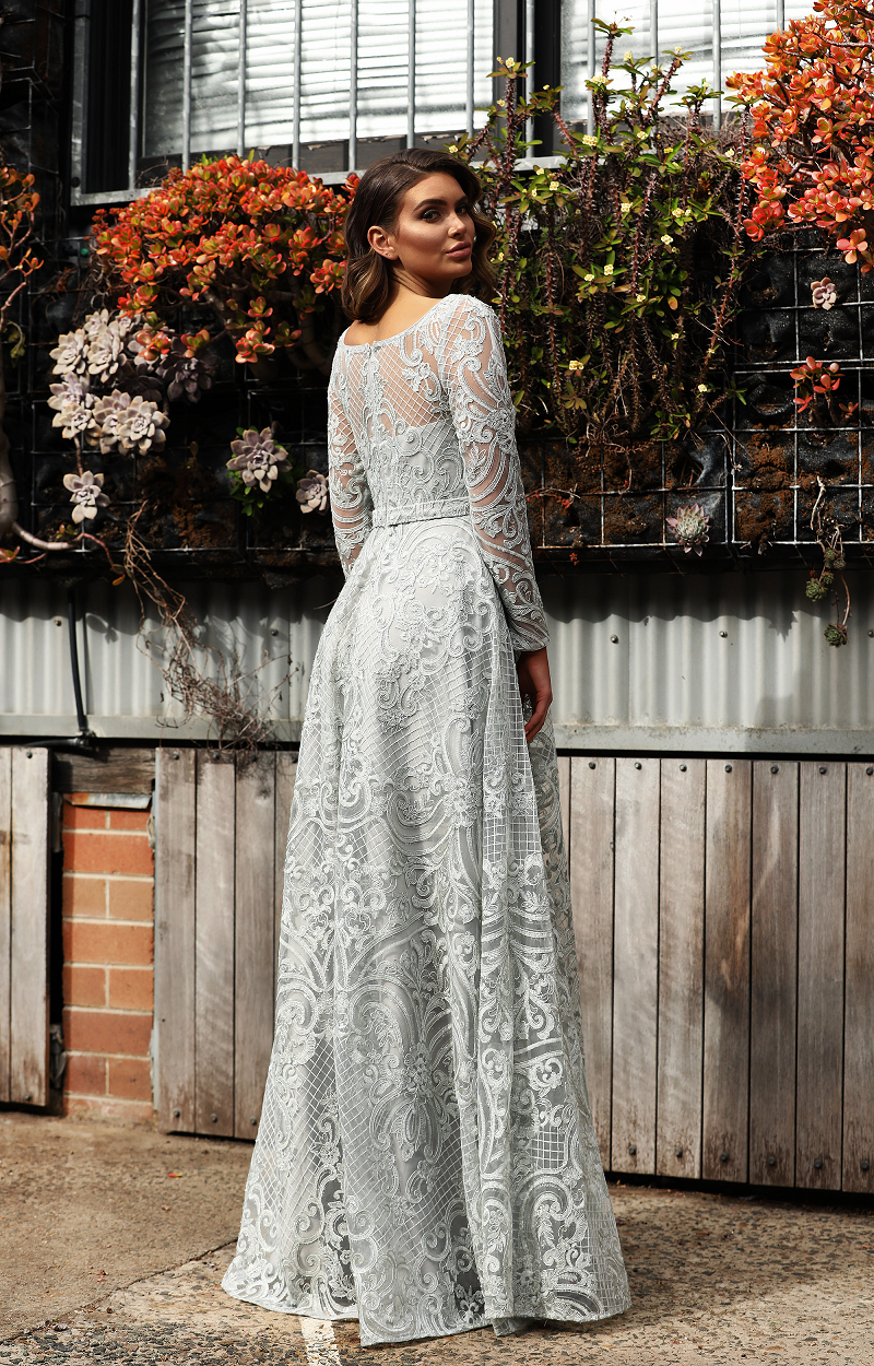 Lucia Gown by Jadore