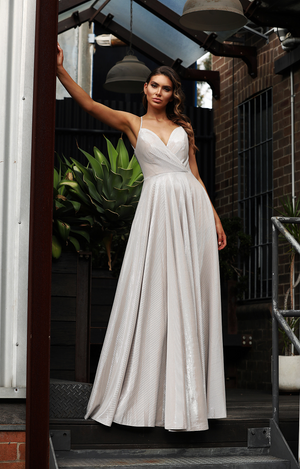 Jourdan Gown by Jadore