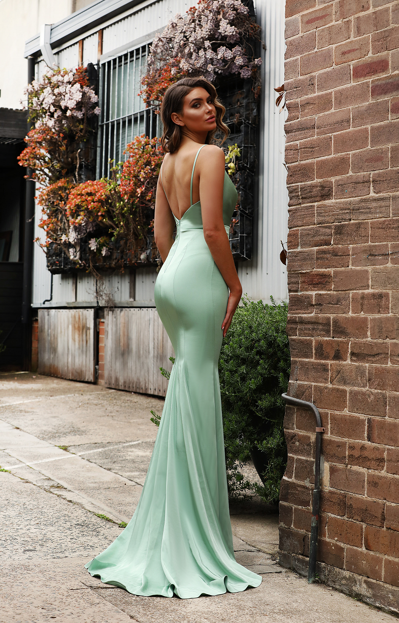 Malia Gown by Jadore