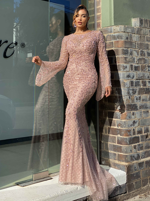 Marcella Gown by Jadore