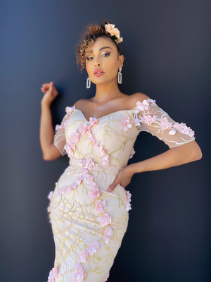 Rosemarie Gown by Jadore