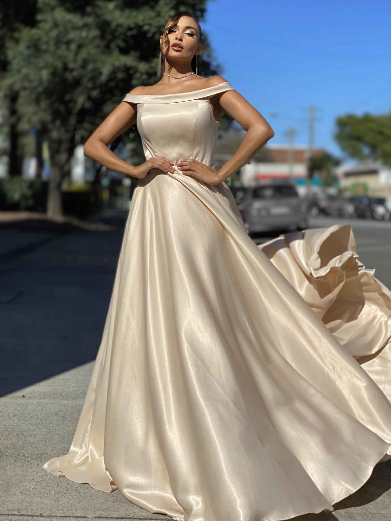Astoria Gown by Jadore