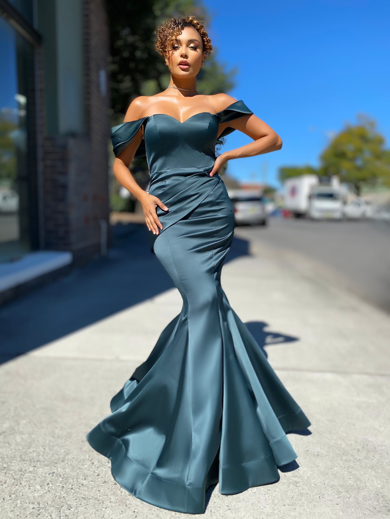 Sofia Gown by Jadore