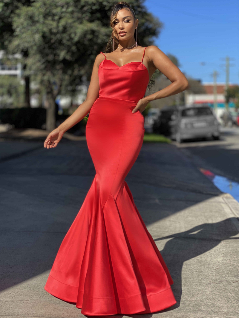 Quinn Gown by Jadore