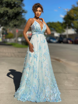 Magnolia Gown by Jadore