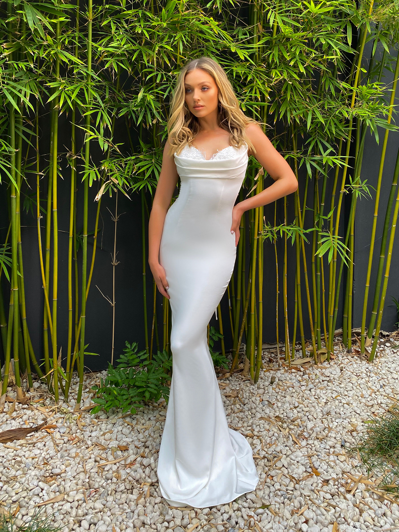 Paloma Gown by Jadore