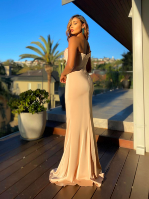 Leona Gown by Jadore
