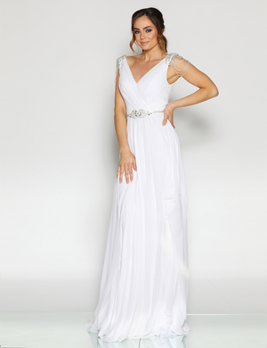 Charlotte Gown by Les Demoiselle