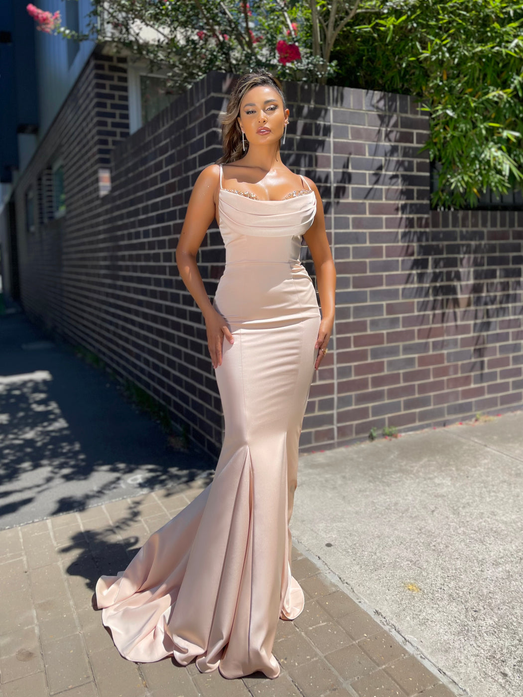 Esra Gown by Jadore