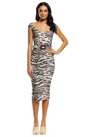 Untamed Scoop Midi Natural by Pasduchas